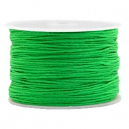 Hilo macramé 1.0mm verde Kelly