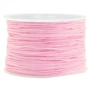 Hilo macramé 1.0mm rosa brillante