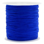 Hilo macramé 0.8mm azul royal