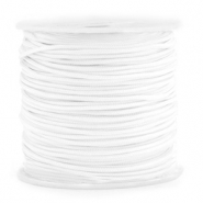 Hilo macramé 1.5mm Blanco brillante
