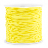 Hilo macramé 0.8mm Amarillo sunshine