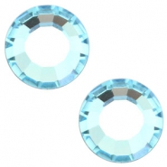 Cristales Swarovski Base plana Swarovski Elements SS30 (6.4 mm)