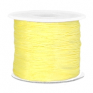 Hilo macramé 0.7mm amarillo soft