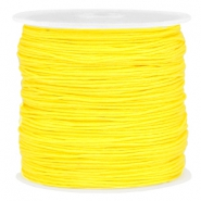 Hilo macramé 0.8mm amarillo billante