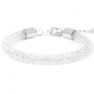 Pulseras Crystal Diamond 7mm cristal